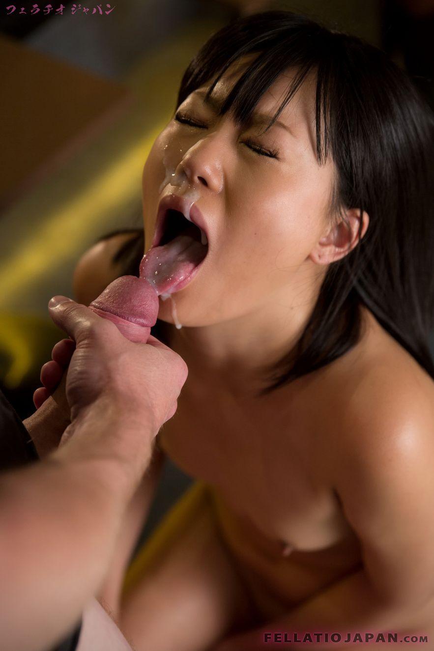 Asian Double Blow Job